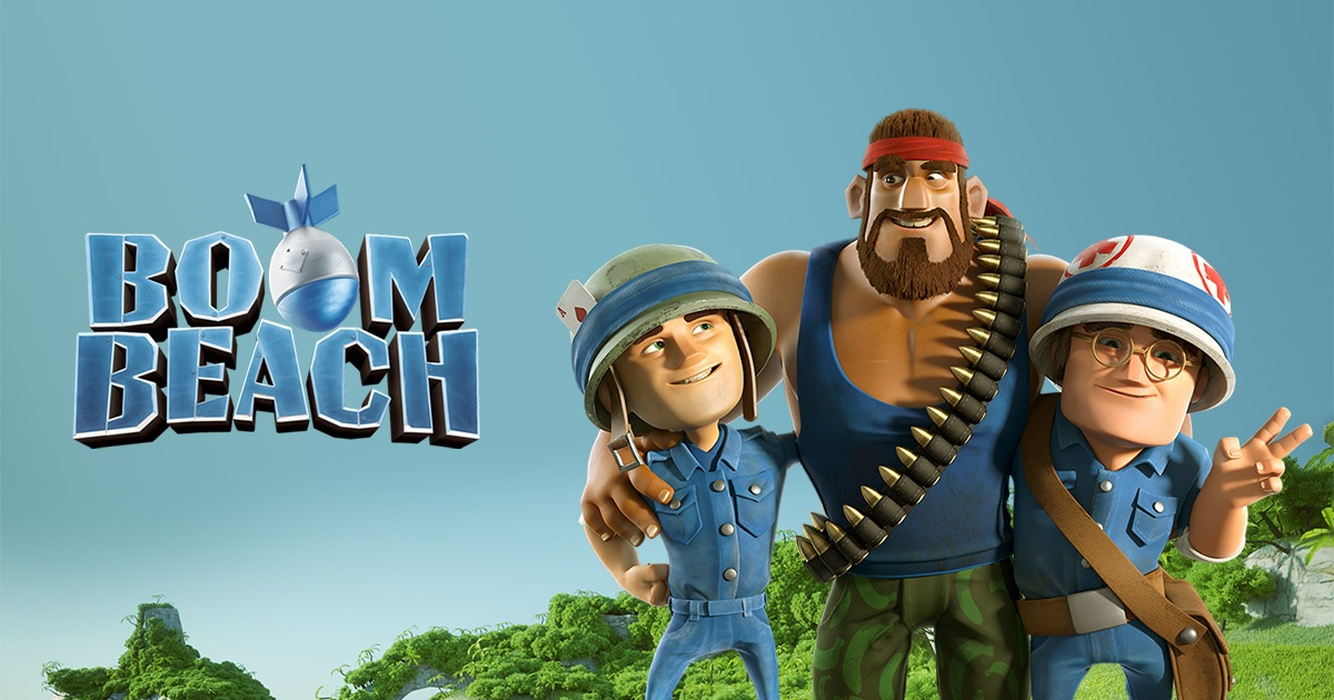 Boom Beach Full Working Apk Version Download