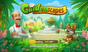 Gardenscapes APK Best Mod Free Game Download