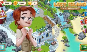 Lost Island APK Best Mod Free Game Download