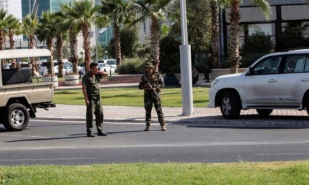 Iraqi Kurdish authorities arrest suspect behind Erbil shooting