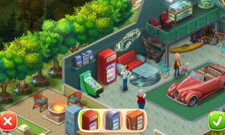 Homescapes APK Best Mod Free Game Download