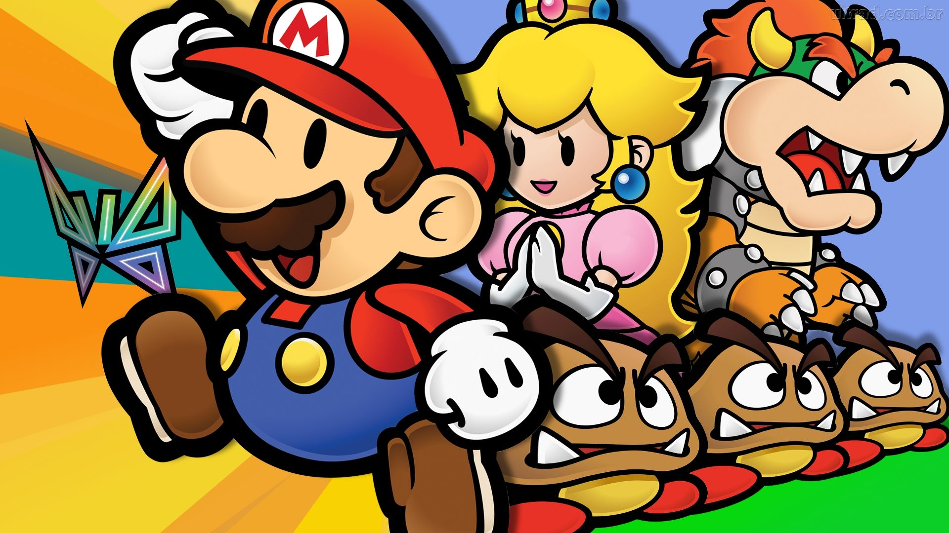 Paper Mario The Thousand Year Door Nintendo Switch Version Full Game Free Download