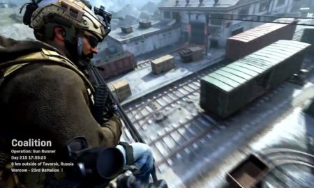 Call of Duty: Modern Warfare' multiplayer teaser features helicopter drop-in