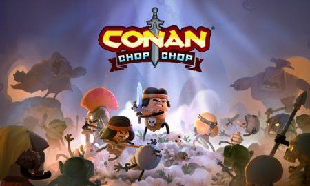 Conan Chop Chop Game Nintendo Switch Version Full Version Download
