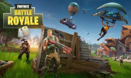 Fortnite Battle Royale Mobile Android Free Game Download