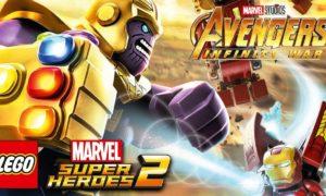 LEGO Marvel Super Heroes 2 Infinity War Free Download Game 2019