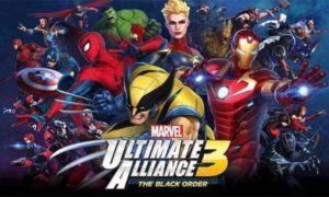 Marvel Ultimate Alliance 3 The Black Order Nintendo Switch Full Version Download 2019