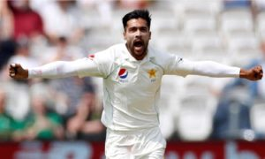 Pakistani Fast Bowler Mohammad Amir announces retirement from Test cricket Today