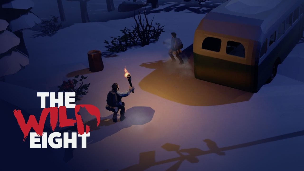 The Wild Eight PC Full Version 2019 Free Download