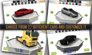 Traffic Racer IOS Best Mod Download