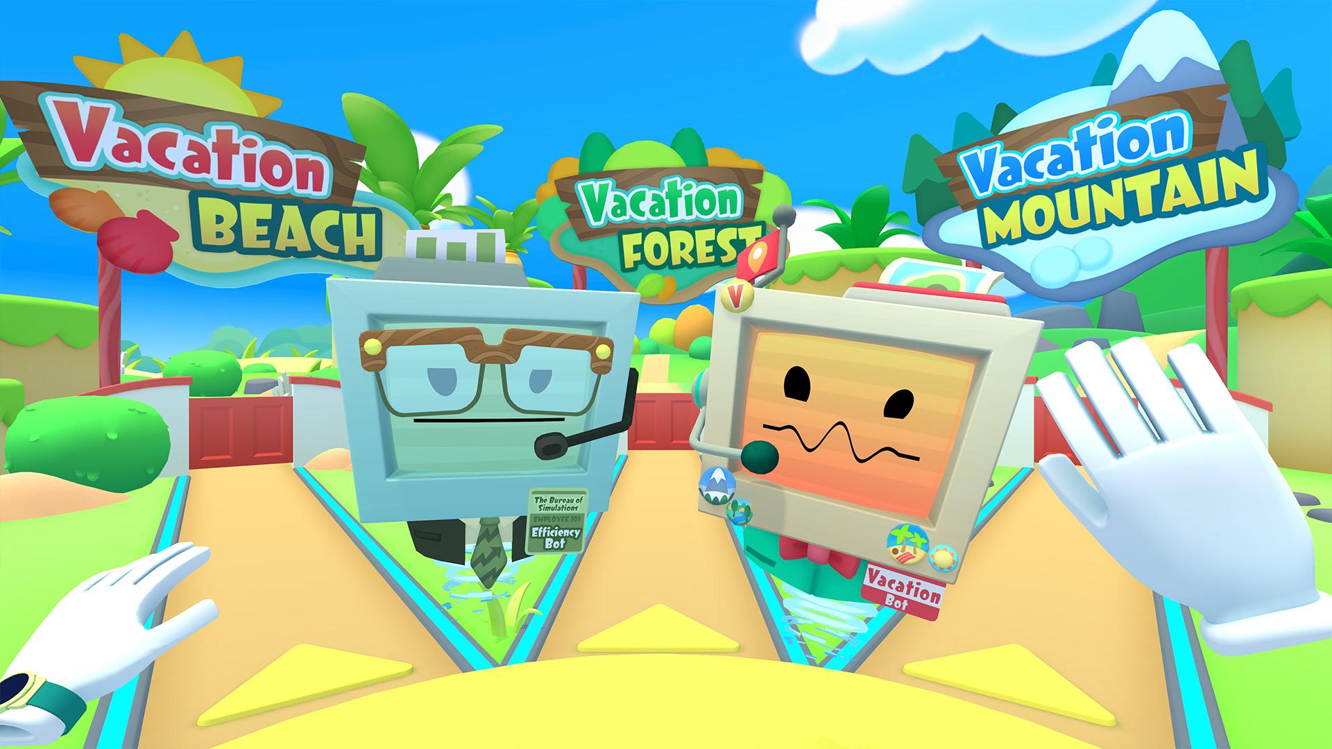Vacation Simulator PSVR Version Full Game Free Download
