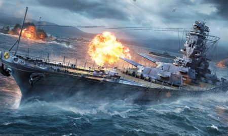 World of Warships PS4 Free Game Free Download