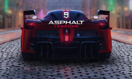 Asphalt 9 Full Version Free APK Download