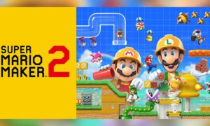 Super Mario Maker 2 Nintendo Switch Version Game Free Full Download 2019
