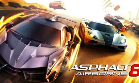 In Asphalt 8, you'll race in some of the hottest, most high-performance dream machines ever created, from cars to bikes, as you take them on a global tour of speed. From the blazing Nevada Desert to the tight turns of Tokyo, you'll find a world of challenge, excitement and arcade fun on your road to the top! REAL LUXURY DREAM CARS & MOTORCYCLES! • Over 220 high-performance cars and bikes for you to drive and push beyond their limits. • Top licensed manufacturers and models, such as the Lamborghini Veneno, Bugatti 16.4 Grand Sport Vitesse, Ferrari LaFerrari, McLaren P1, Porsche 911 GT3 RS, Ducati Monster 1200 and more, including a selection of racing motorbikes! • Newly recorded high-fidelity motor sounds for realistic audio immersion. • Customize & upgrade your rides with over 2,300 decals to take down your opponents with style! GET AIRBORNE WITH ASPHALT 8 • Hit the ramps and take the race beyond the limits of physics as you break free from gravity and into the sky with your car or bike! • Perform barrel rolls and wild 360º jumps as you soar past your opponents. • Maneuver through the air while pulling off insane stunts in your car or motorcycle to maximize your speed and find a fast route to the goal. EXOTIC NEW LOCATIONS • Over 40 high-speed tracks in 16 different settings, such as Venice, French Guiana, Iceland, the Nevada Desert & other exciting locations to ride your car or bike across! • Race any track you want in original mode or its mirror variation to ensure a fresh challenge in Career mode that's sure to keep you on your toes. • Discover plenty of shortcuts hidden throughout every location. Mastering them is sure to raise your game to the top of the competition! AN ENDLESS STREAM OF CONTENT FOR SPEED FREAKS! • 9 seasons & over 400 events in Career mode, with plenty of challenges for even the most experienced car and motorcycle riders. • Stunning visuals thanks to next-gen shaders, real-time geometry reflection & other amazing HD effects. • Check out the In