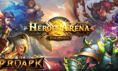 Heroes Arena Full Working Apk Version Download