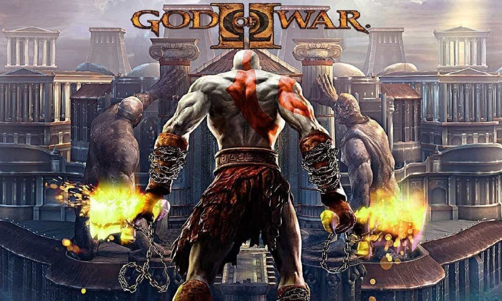 God of War 2 Full Version For PC