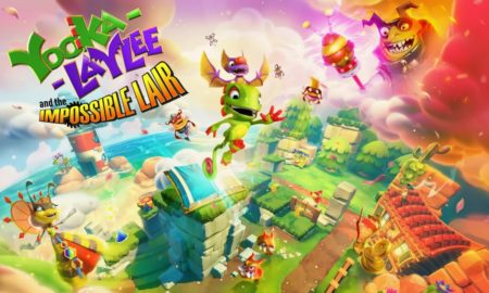 Yooka-Laylee and the Impossible Lair Full