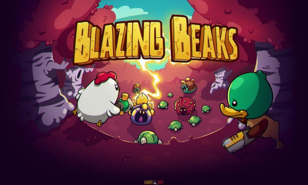 Blazing Beaks Wattam PS4 Version Full Game Free Download