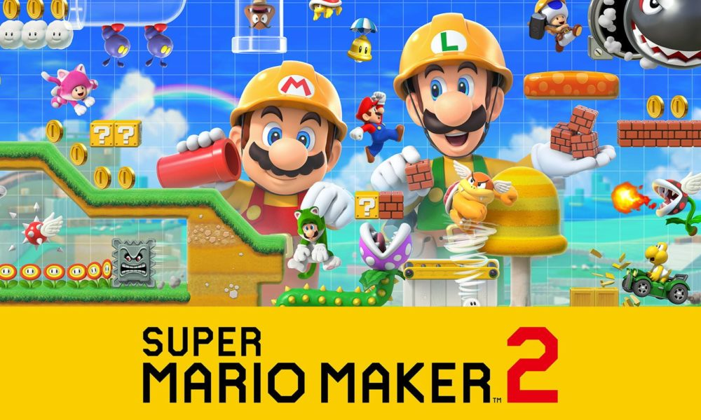 Christmas Offer Get Stable Super Mario Maker 2 Full Version Free Download