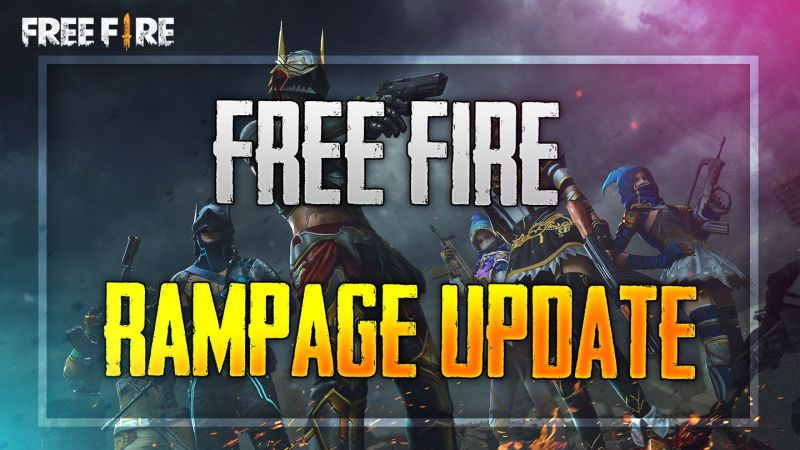 Free Fire: How to download Free Fire Rampage update PS4