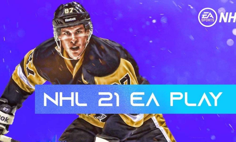 NHL 21 PC Version Full Game Setup Free Download