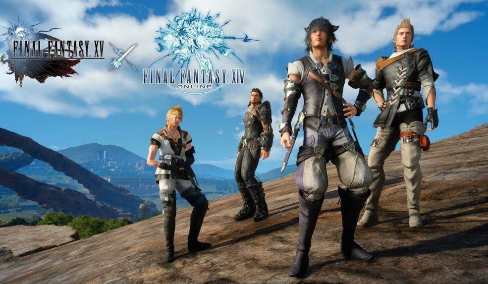 Final Fantasy 15 PC Version Full Game Setup Free Download Game