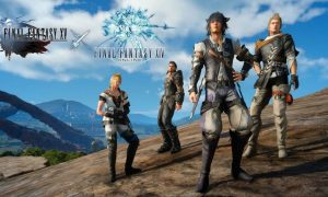 Final Fantasy 15 PC Version Full Game Setup Free Download Game