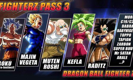 Dragon Ball FighterZ Pass 3 Download Unlocked Full Version