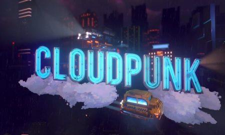 CLOUDPUNK PC Version Full Game Setup Free Download