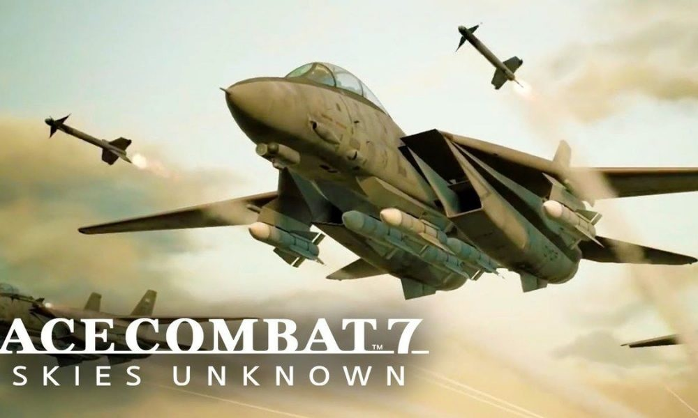 ACE COMBAT 7 SKIES UNKNOWN PC Version Full Game Setup Free Download