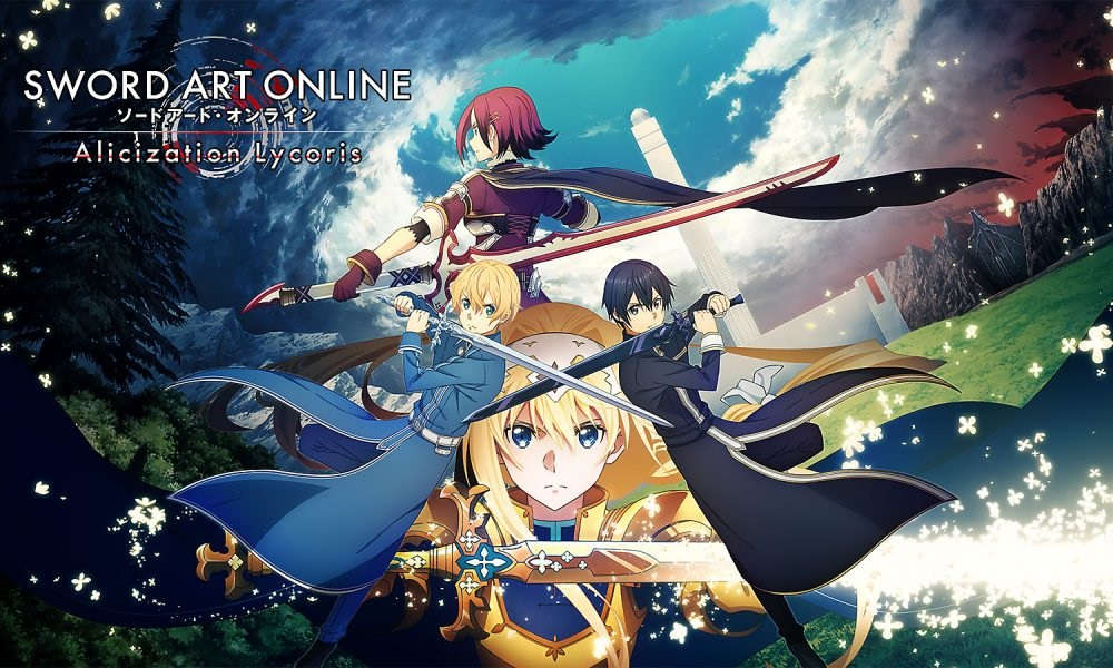 Sword Art Online Alicization Lycoris Full Version Free Download