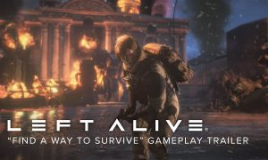 Left Alive PC Game Download Full Version