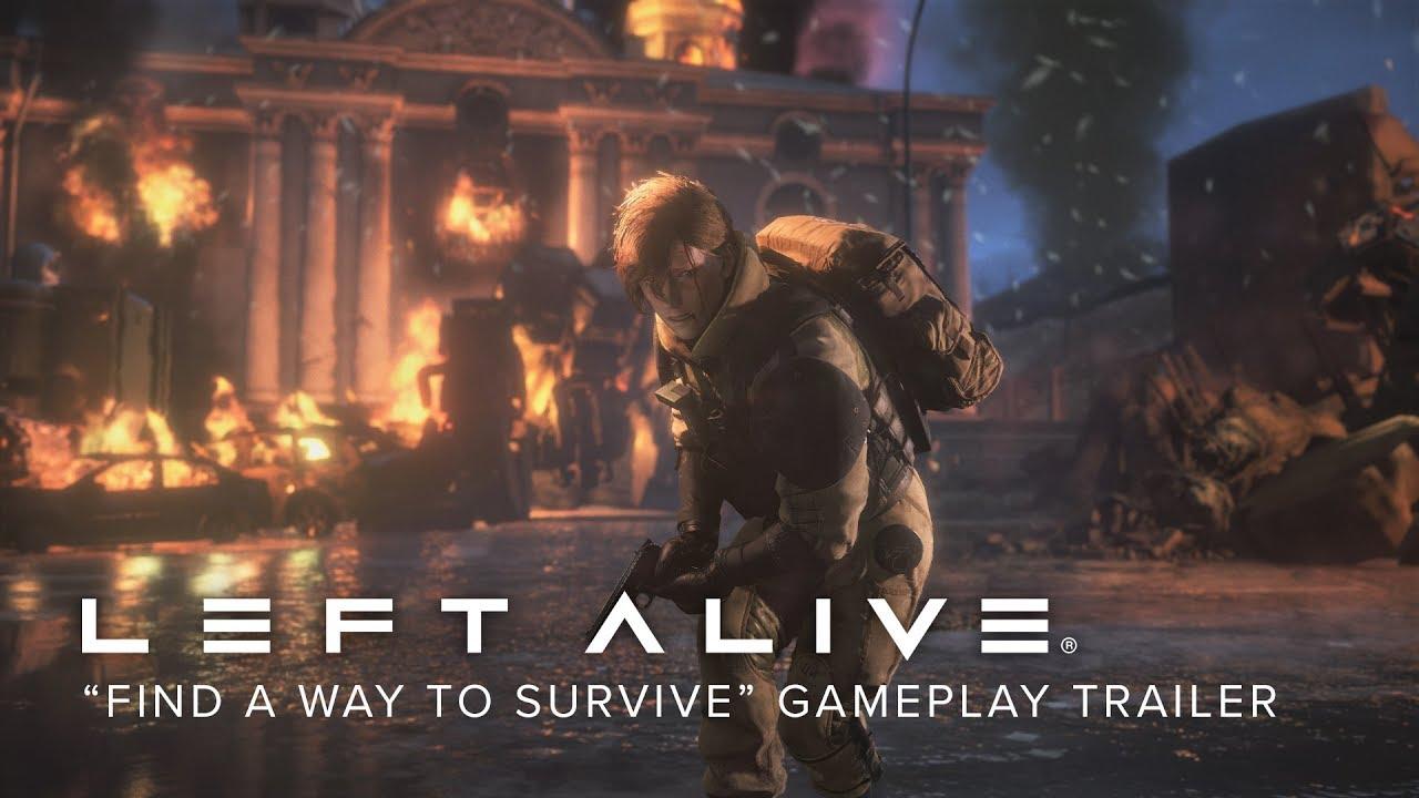 Left Alive PC Game Download Full Version