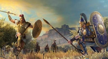 Total War Legend: Troy public configuration requirements are quite close to the people!