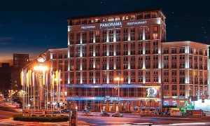 Kiev hotel Dnepr will be turned into an international cybersport arena
