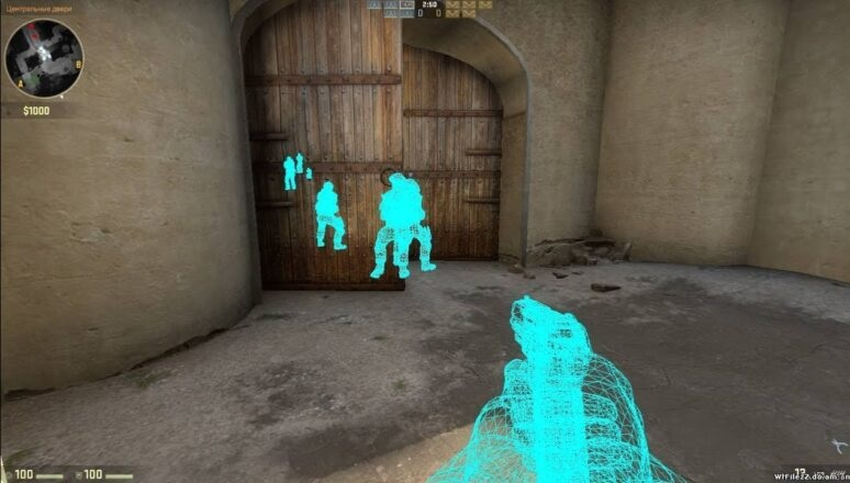 CS GO Wall Hack Code