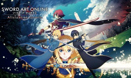 Sword Art Online: Alicization Lycoris PC Full Version Free Download