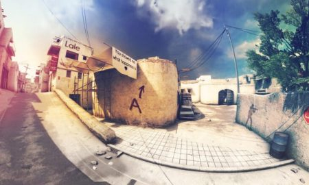 CS GO Dust 2 Competitive Gameplay High Kill and Best Plays