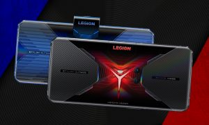 Lenovo introduced a gaming smartphone Legion Duel