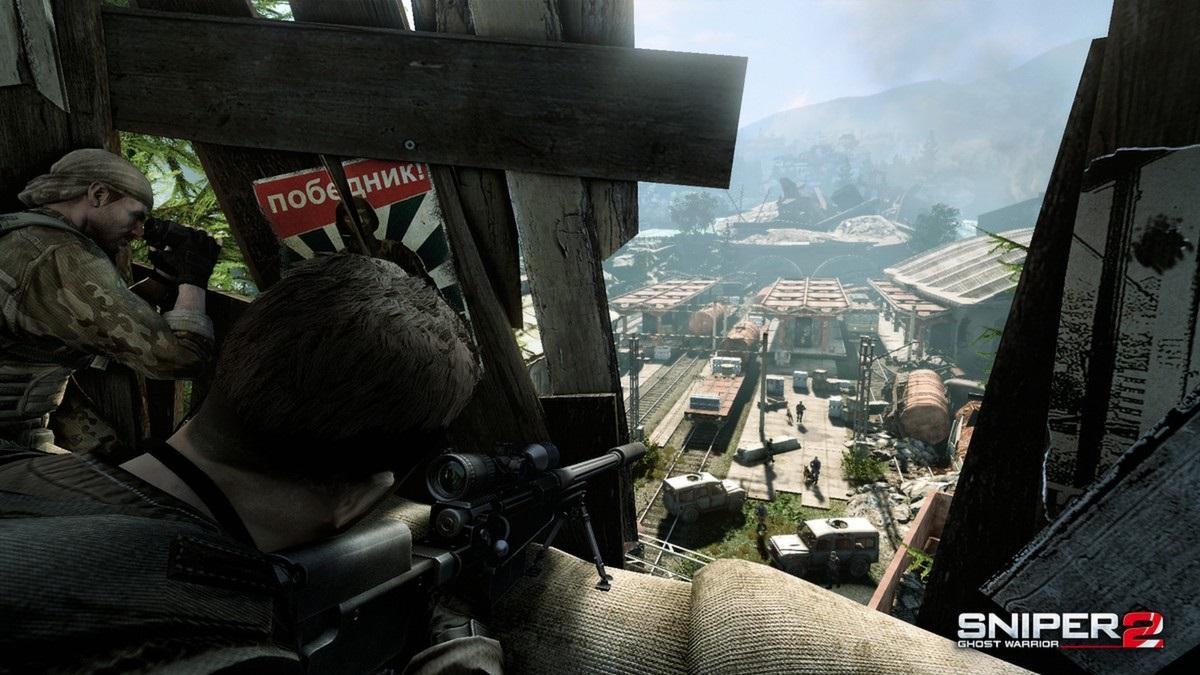 Sniper Ghost Warrior 2 PC Full Version Download