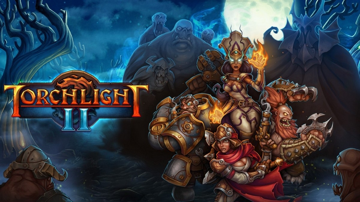 Torchlight II is available for free on the Epic Games Store