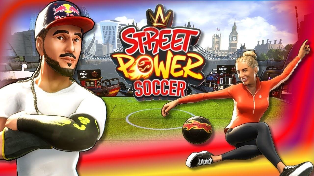 Street Power Soccer PC HACK Version Full Game Setup Free Download