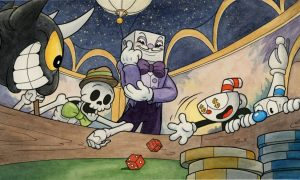 Cuphead platformer released on PlayStation 4