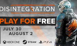 'Disintegration' Is Free to Play Across All Platforms This Weekend Only