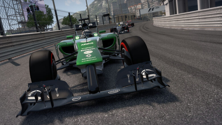 F1 2014 System Requirements [2020]