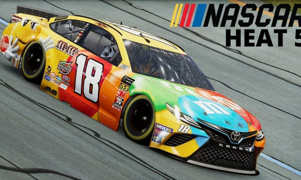 NASCAR Heat 5 PC Full Version Free Download