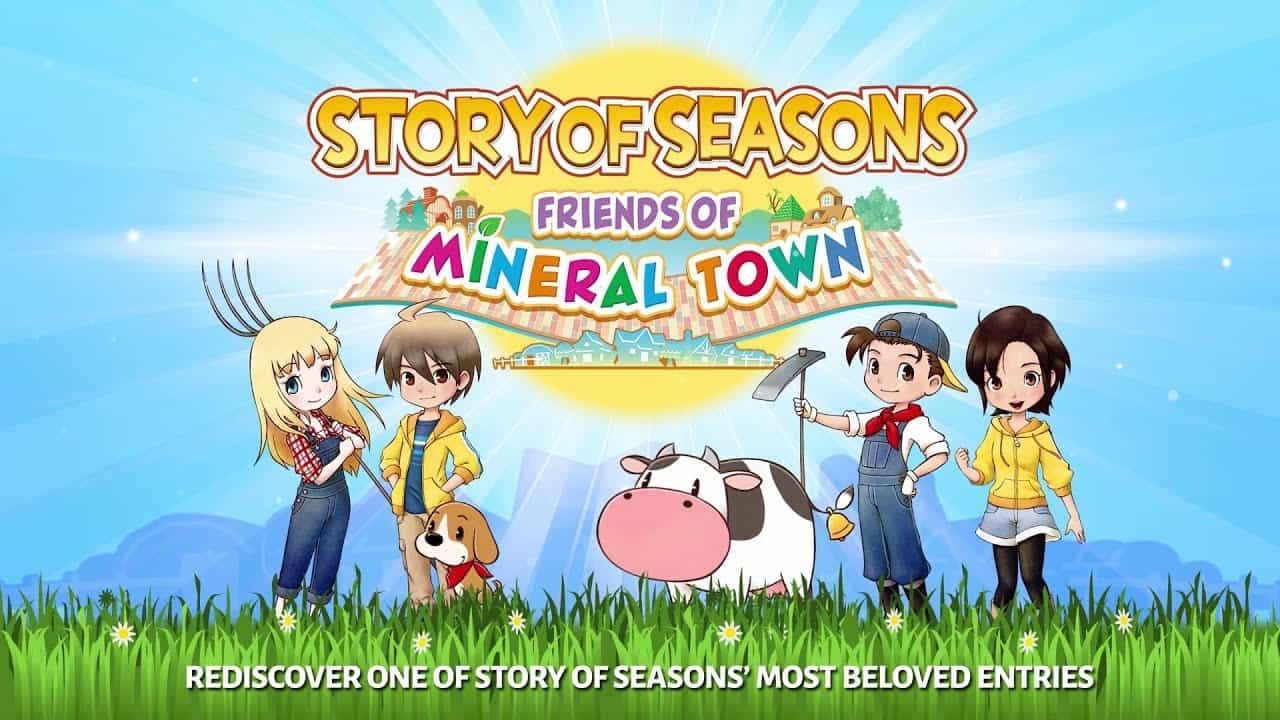 Story of Seasons, Friends of Mineral Town PC HACK Full Version Free Download