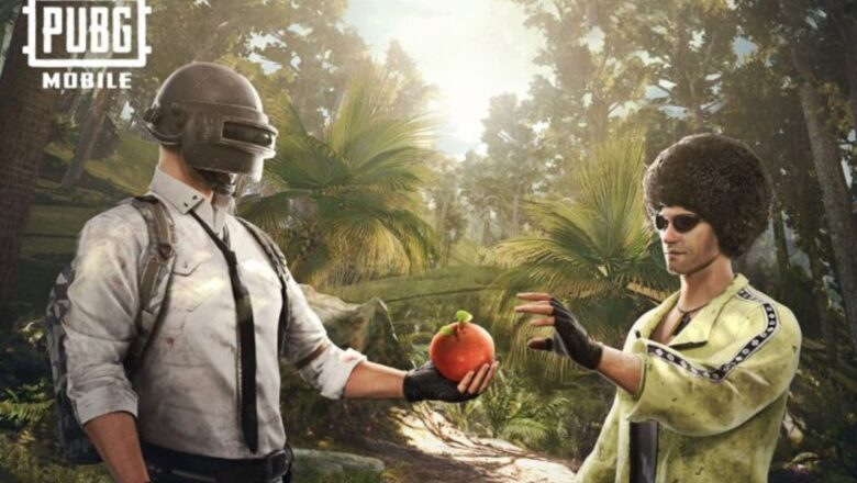 What is PUBG Mobile Ancient Mysterious Forest Mod?