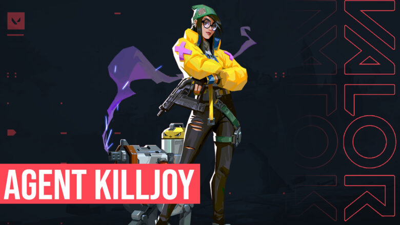 Valorant New Agent: Killjoy Guide (Abilities and Release Date)